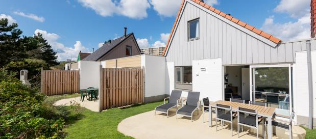 Nordsee-Ferienhaus in Park Zandvoort