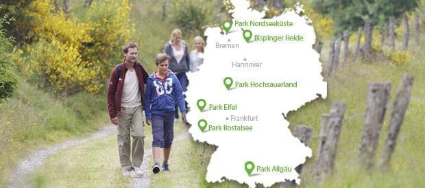 Ferienparks In Ihrer Nahe Buchen Die Ferienanlagen Von Center Parcs