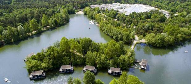 Ferienhäuser im Ferienpark Bispinger Heide