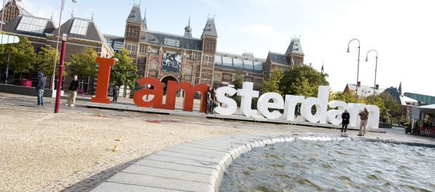 Kurztrip am Wochenende nach Amsterdam