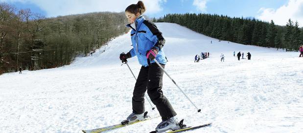 Skifahren im Sauerland