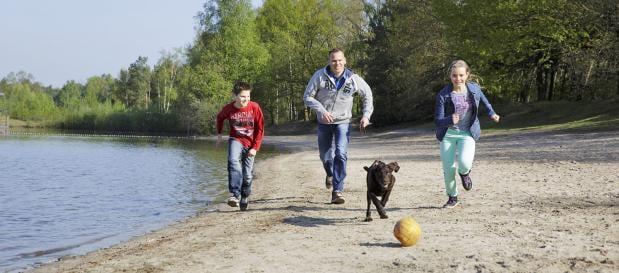 Wochenende in Kempervennen mit Hund