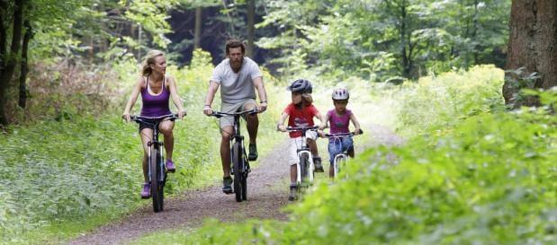 Fahrradtour Bostalsee