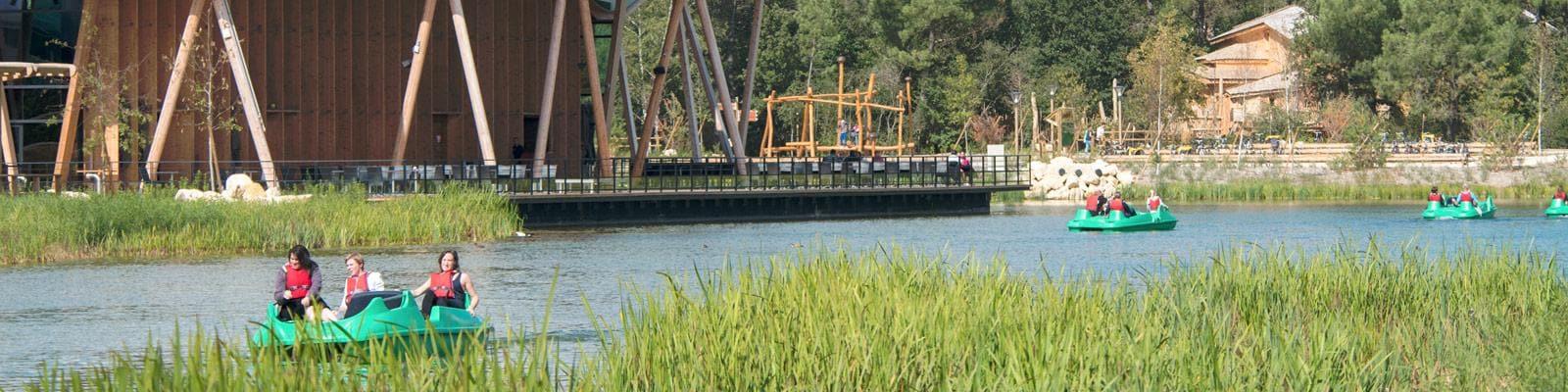 lac bois aux daims