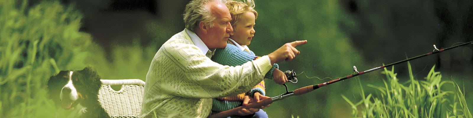 Vacances pêche