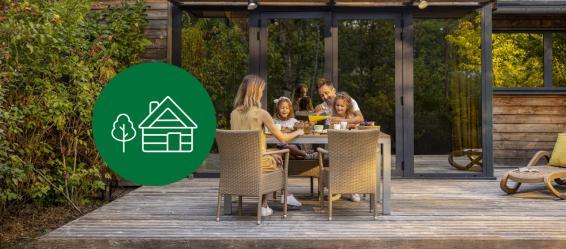 Les Nos 4 gammes de cottages