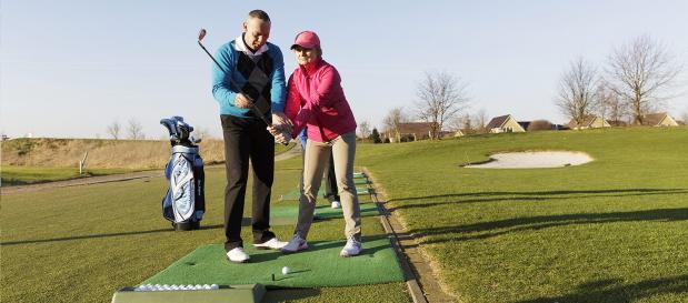 vacances seniors golf