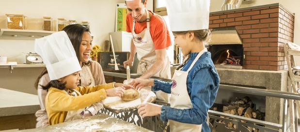 Atelier enfant cuisine