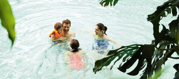 Jeux aquatiques pour enfants