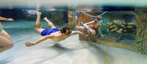 Parc aquatique aqua mundo