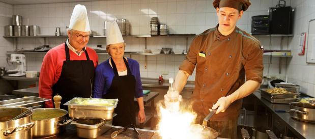 Académie cuisine