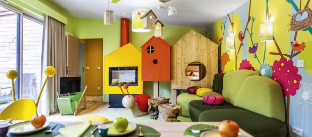 cottage thematise