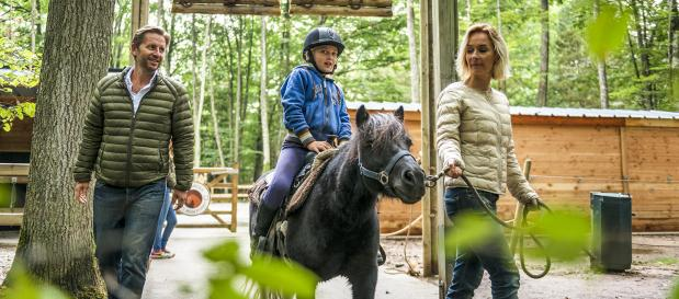 Centre equestre Center Parcs