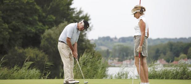 Vacances golf au Domaine du Bois Francs