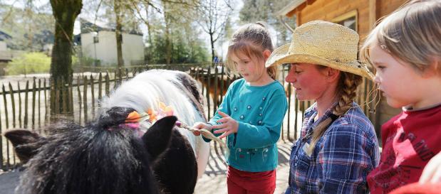 Un séjour à Center Parcs, avec votre propre poney !
