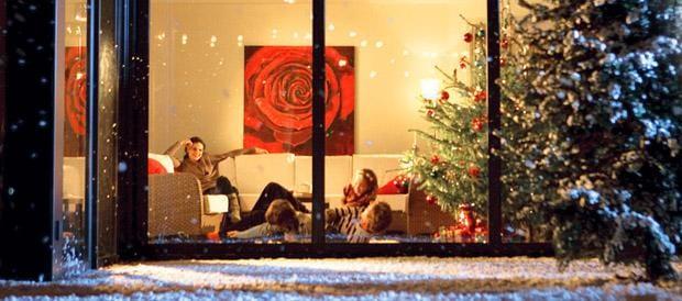 Ein echtes Familien-Weihnachten, von dem Sie noch lange träumen werden