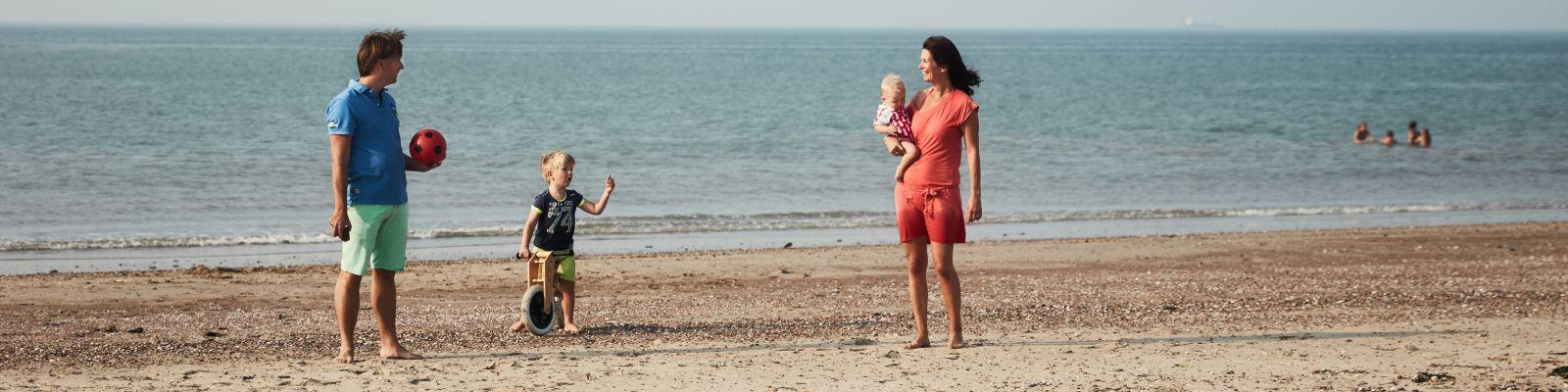 holidays netherlands beach