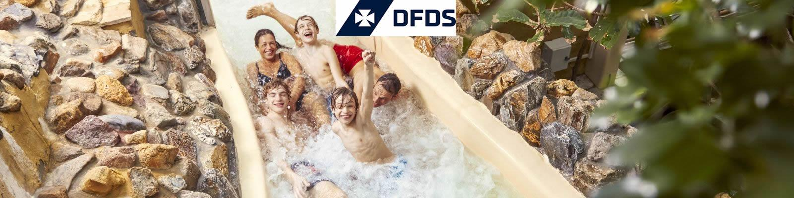 DFDS Wild water river