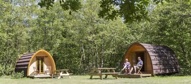 Camping Port Zélande Pod