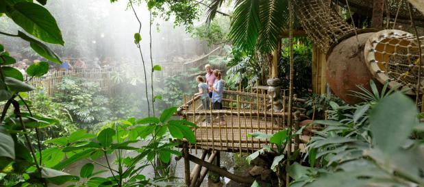Verblijf in het Limburgse vakantiepark Het Heijderbos