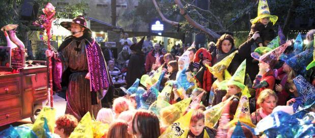 Halloween show