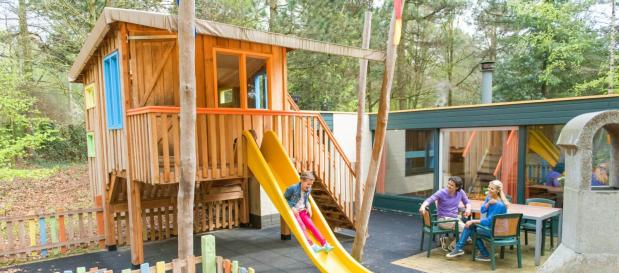Kindvriendelijke bungalow kindercottage