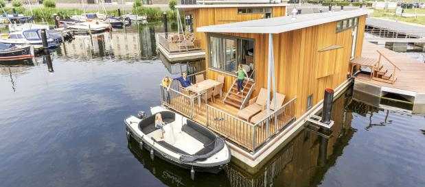Marina EH maison sur l'eau