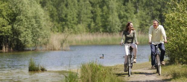 Vakantie Belgie fietsen