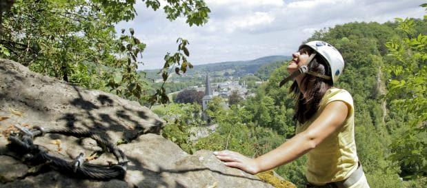 belgium holiday climbing
