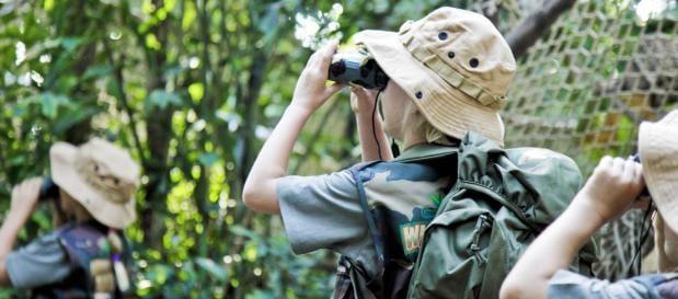 WNF aanbieding park ranger