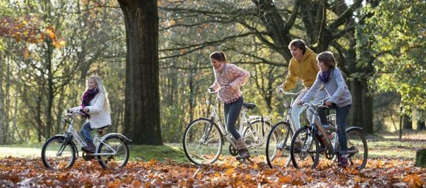 Actieve vakanties - fietsen