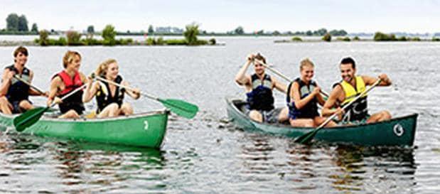 Beleef verschillende in- en outdoor activiteiten