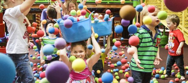 Kinderactiviteiten BALUBA