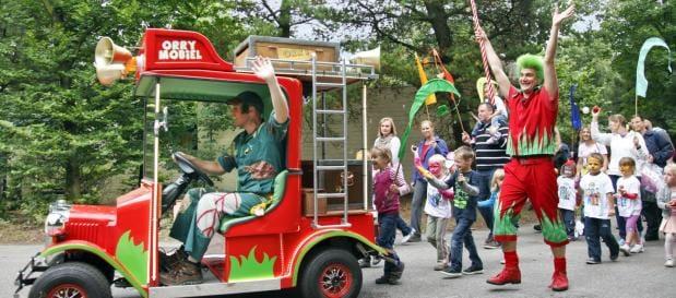 Orry & vrienden Kids Parade