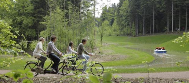 vakantieparken frankrijk Les Trois Forêts (Moselle-Lorraine)