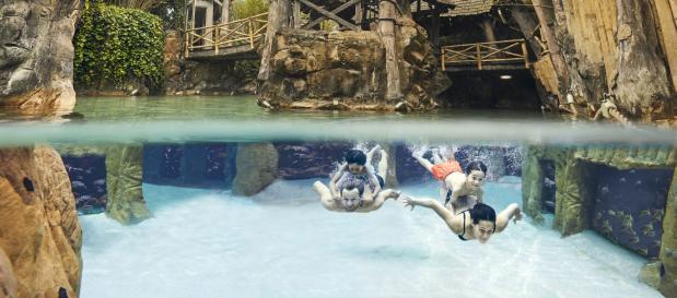 Vakantieparken in Nederland - Aqua Mundo