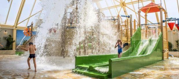 Vakantiepark Zeeland Water Playhouse