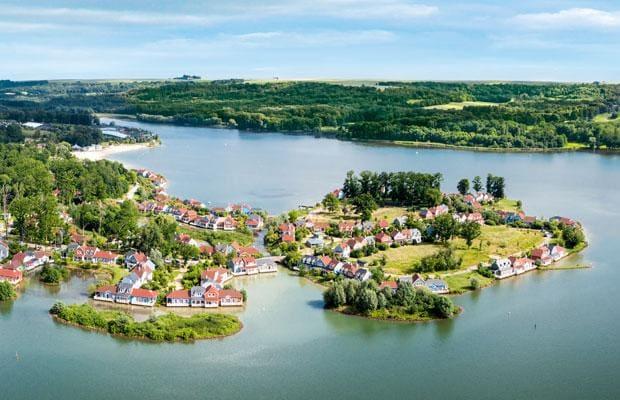 vakantieparken frankrijk Le Lac d'Ailette (Aigne)
