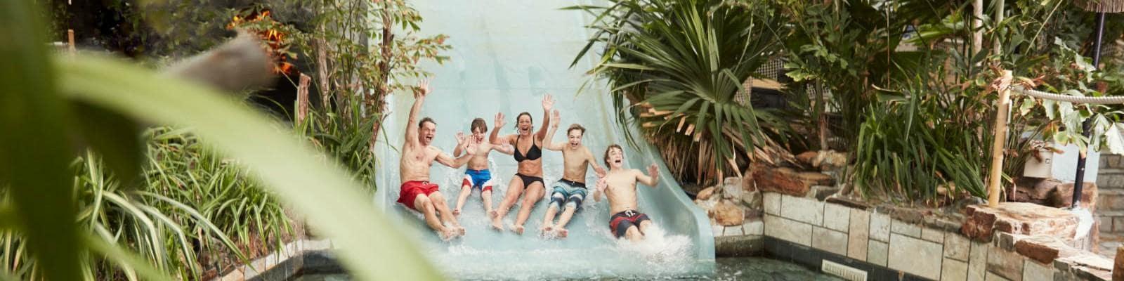 Rutsche Familie Aqua Mundo